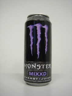 Have you ever had a purple freezie, or another brand of frozen juice treat? Well this one tastes exactly like that. OK, maybe not exac. Monster Energy Drink Logo, Monster Energy Girls, Love Monster, Bebidas Energéticas Monster, Edgy Kid, Monster Crafts, Monster Photos, Dont Drink And Drive, Sunset Wallpaper