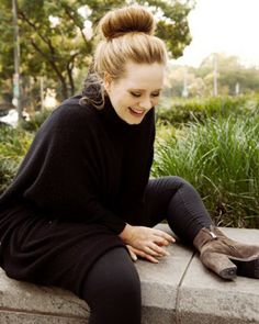 Adele - be my best friend. No? Never mind, I'll find someone like you. #lyrichumor