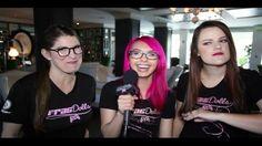 Frag Dolls crash Ubisoft's E3 Showcase! http://fragdolls.com/frag-dolls-e3-overview/