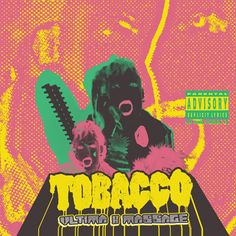 Black Moth Super Rainbow frontman Thomas Fec, or TOBACCO, releases his third solo album Ultima II Massage, named after a massage parlor in F...FUCK YESSSSS!!!! FAVORITE ARTIST!!!