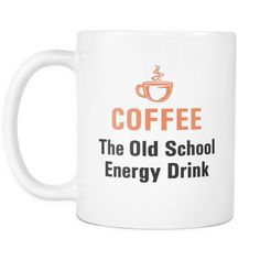 This is an 11 Oz white ceramic Coffee Mug. All mugs are dishwasher safe. However, we recommend hand washing as it will ensure a longer life period for the design. All mugs will give a great positive s Funny Coffee Mugs, Coffee Quotes, Coffee Humor, Funny Mugs, Coffee Is Life, I Love Coffee, Best Coffee, White Coffee, Coffee Beans