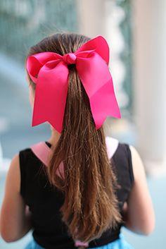 Hair Bows – Cheer Bow