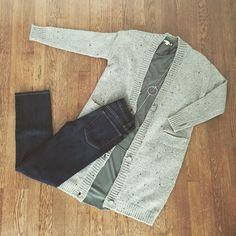 Get ready for the weekend with something cozy #instafashion #fashionista #instalove #style #boutique #fallfashion #shopreifne #sweaterweather #weekendvibes #stylediaries #flatlay #ootd