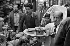 Henri Cartier-Bresson - Turkey. Istanbul. 1964.