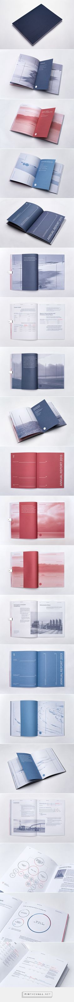 SNGP Annual Report on Behance - created via http://pinthemall.net
