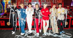 """BTS Takes on L.A. With Vogue—And It's """"Hella Lit"""""""