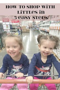 How to shop with little in 5 easy steps shopping with children toddlers without losing you mind parenting humor
