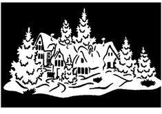 """Вытынанки на окна """"Новогодние"""". Обсуждение на LiveInternet - Российский Сервис Онлайн-Дневников"""