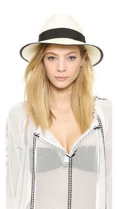 ONE by Artesano Classico Hat #Shopbop