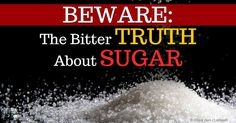 According to recent research, high-sugar diets are the primary culprit in skyrocketing obesity and type 2 diabetes rates, and other chronic health problems. http://articles.mercola.com/sites/articles/archive/2015/12/12/truth-about-sugar.aspx