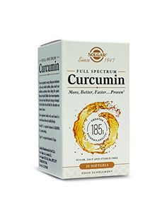 The Product Solgar Full Spectrum Curcumin 185x Softgels – Pack of 30  Can Be Found At - http://vitamins-minerals-supplements.co.uk/product/solgar-full-spectrum-curcumin-185x-softgels-pack-of-30/