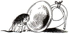 Tove Jansson Totoro, Painting Inspiration, Art Inspo, Moomin Tattoo, Moomin Valley, Tove Jansson, Girls Time, Whimsical Fashion, Children's Book Illustration