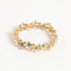 turquoise bracelet <3