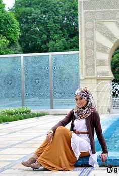 صور ازياء تزغلل العنين - ازياء محجبات مميزة - الحجاب2014