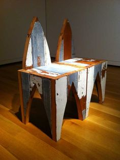 Theaster Gates, The Listening Room, 2011-12