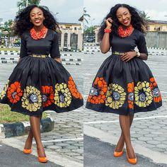 Latest Ankara Styles For Church African Dresses For Women, African Print Dresses, African Print Fashion, African Fashion Dresses, African Attire, African Wear, African Women, African Prints, African Style