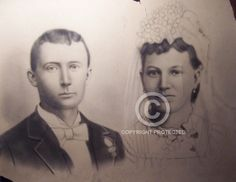 High School Photos of Jesse James Great Grandchildren