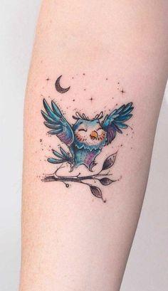 70 Tatuagens pequenas e delicadas