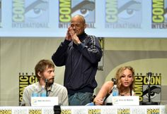 niko nicotera sons of anarchy   Theo Rossi and Niko Nicotera - 'Sons of Anarchy' Panel at Comic-Con