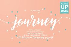 Journey by MediaLab.Co on @creativemarket