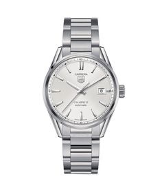 TAG Heuer Carrera Calibre 5 Automatic Watch 100 M - 39 mm WAR211B.BA0782 TAG Heuer watch price