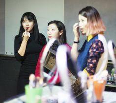 #makeup #makeupclass #selfmakeup #charmingmakeup  #specialclass #kbeauty #kpop #yoohwaitoptotoe 유화이 탑투토 뷰티 아카데미(Yoohwai top to toe) 중국 수강생들과 함께 합니다^^