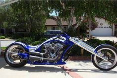 The chopper car sales Picture. You Can save This chopper car sales Photo TITLE: 2006 Martin Brothers Custom Chopper 520 Miles Incredible Bik. Custom Choppers, Custom Baggers, Custom Motorcycles, Sportster Chopper, Chopper Motorcycle, Motorcycle Design, Motorcycle Style, Motorcycle Accessories, Custom Street Bikes