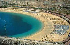 PLAYA DE AMADORES Grand Canaria, Canario, Outdoor Decor, Beach Houses, Canary Islands, Continents, Hotels, Lets Go