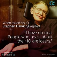 lol .. Stephen Hawking turns 73 years old today (Jan 8th). Despite having a debilitating illness, Hawking has made ground-breaking strides in physics and cosmology ☼