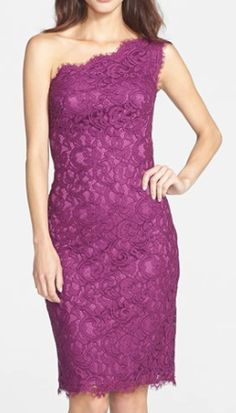 one shoulder lace sheath dress  http://rstyle.me/n/nci62pdpe