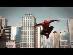 Might be a bit spoilery for the Amazing Spider-Man movie, not sure.  The game looks beautiful...  Then again, it's a game from a movie.  The only one that was ever any good was Spider-Man 2.