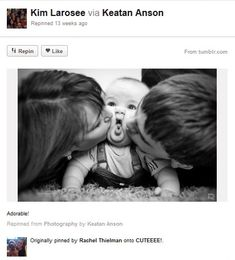 Baby Photography Ideas Baby Cheek Squeeze Pinch Pull