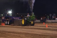 Brush Truck and Tractor Pull in Richland Center on May 12th!  www.hybridredneck.com