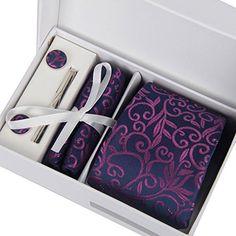 Mens Tie Wedding tie Floral Jacquard Woven Silk Tie Neckt... https://www.amazon.com/dp/B078VZXPTY/ref=cm_sw_r_pi_dp_U_x_mQD3AbSN8ADRK
