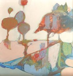 Little Landscape 9....judy thorley
