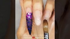 New Nail Art  The Best Nail Art Designs Compilation  # 8