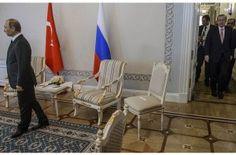 Дорогой друг Путин и партнёр Эрдоган (видео)