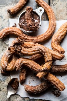 Easy Cinnamon Churro