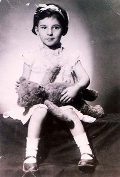 (1939) Thessaloniki, Greece (08/21/1943) Sadly murdered at Auschwitz-Birkenau 4 years old