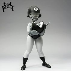 Sally Loves Bomb Clone Army Sallies Mono Edition By Devil Planet KANG GOON x TJ CHA
