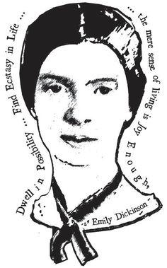☼ Emily Dickinson ☼    Print