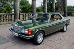 mercedes w123 coup - Google Search