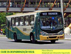 Clube da Despadronização Visual: EMPRESA DE TRANSPORTES BRASO LISBOA LTDA.