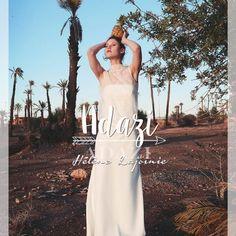 Adazi - Robe de mariée Hélène Lajoinie chez L'Amour en Soie à Lyon Lyon, One Shoulder, Formal Dresses, Fashion, Silk, Love, Dresses For Formal, Moda, Formal Gowns