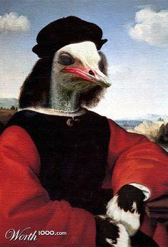 Fowl Renaisance, Shrike