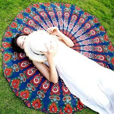 Chiffon Fashion Mandala Tapestry Round Wall Tapestry Bohemian Beach Yoga Mat    $21.00Pattern: printing  Shape: round  Pattern: Geometry  Pattern type: endless  Material: Chiffon Mandala Tapestry, Wall Tapestry, Beach Yoga, Beach Mat, Cheap Blankets, Picnic Mat, Geometry Pattern, Bohemian Beach, Infant Activities