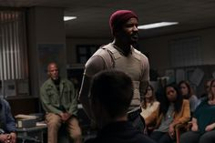 Nate Parker's AMERICAN SKIN Makes Its Streaming Debut on BET+   VIMOOZ