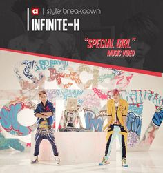 "Style Breakdown: INFINITE-H's ""Special Girl"""