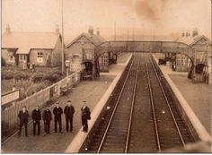 Loch Leven Station, Kinross. There were two stations in Kinross, this is the first, Junction Station is the 2nd.