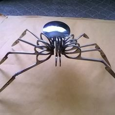 A spider I made for a customer